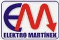 Elektro Martínek s.r.o. - Elektroinstalace, projekty
